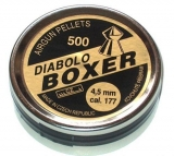 Diabolo Boxer 500ks 4,5 mm