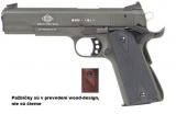 GSG-1911 OD-Green wood-design, kal. .22LR HV