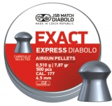 JSB Diabolo Exact Express kal.4.52mm; 500 ks