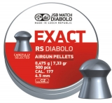 JSB Diabolo Exact RS kal.4.52mm; 500 ks