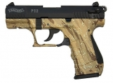 Walther P-22 9mm camo