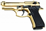 Firat-92 compact 9mm gold