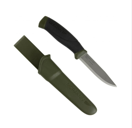 Nôž Mora Companion MG High Carbon Steel