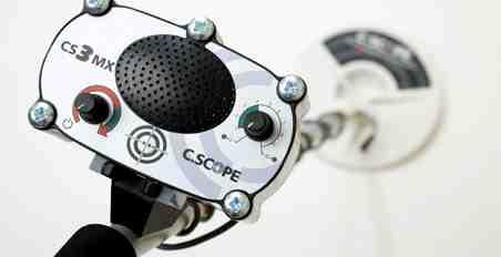 Detektor kovov CS3MX