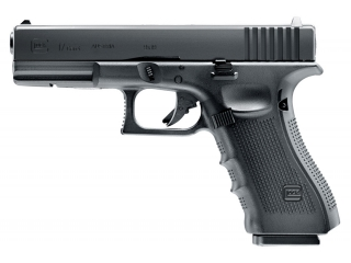 Pištoľ CO2 GLOCK 17 Gen4, kal. 4,5mm BB