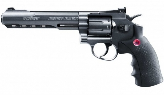 "Airsoft. revolver Ruger SuperHawk 6"", kal. 6mm, CO2"