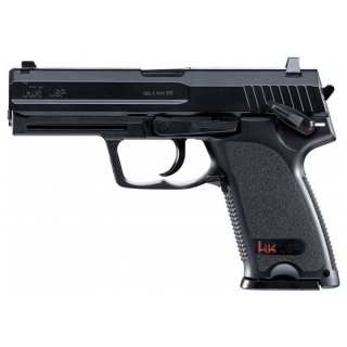 Airsoft. pištoľ Heckler & Koch USP, kal. 6mm, CO2