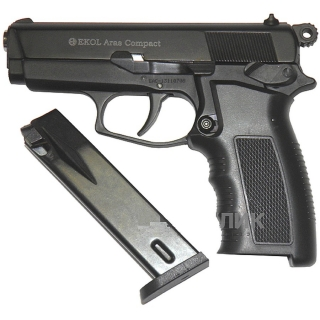 ARAS Compact 9mm black