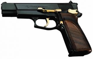 ARAS 9mm black/gold
