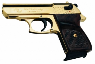 Lady 9mm gold
