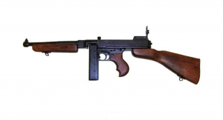 Replika samopal M1 A1 USA 1928