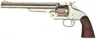 Replika Revolver Smith & Wesson, r.1869 metal