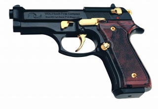 Firat-92 compact 9mm black/gold