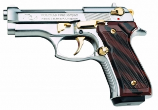 Firat-92 compact 9mm silver/gold